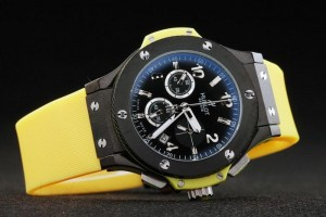 hublot-black-surface-yellow-bracelet-women-watches-hb2645-99_5